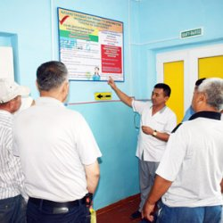 Медициналық сақтандыру бойынша ауруханада атқарылған шаралар